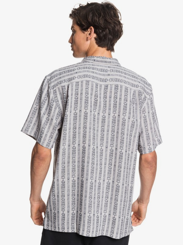 Waterman Tiki Row - Short Sleeve Shirt for Men  EQMWT03318