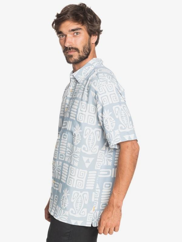 Apaki Atoll - Short Sleeve Shirt for Men  EQMWT03330