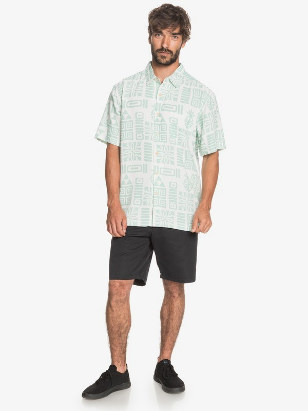 Apaki Atoll - Short Sleeve Shirt for Men  EQMWT03330
