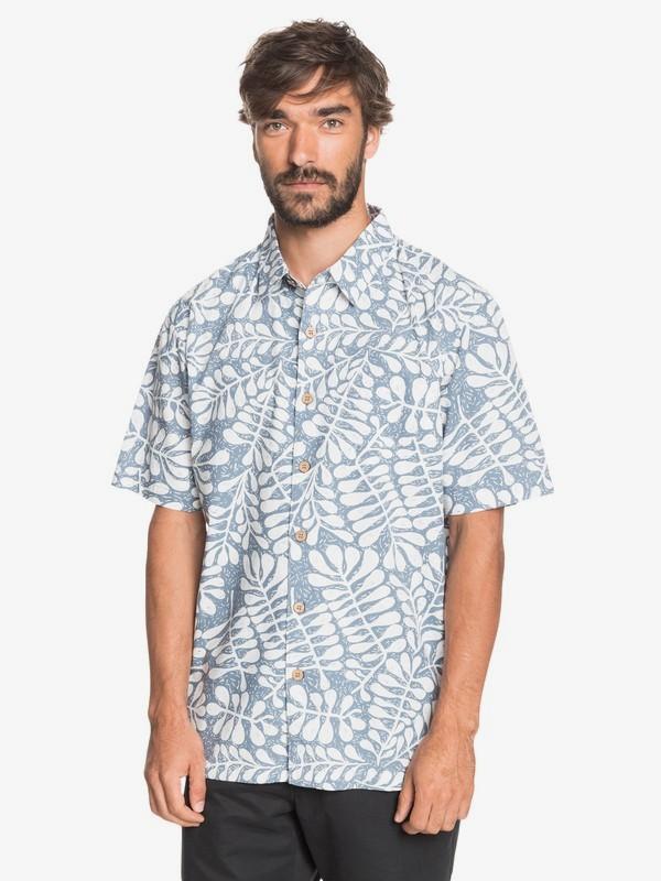Coral Flow - Short Sleeve Shirt for Men  EQMWT03332