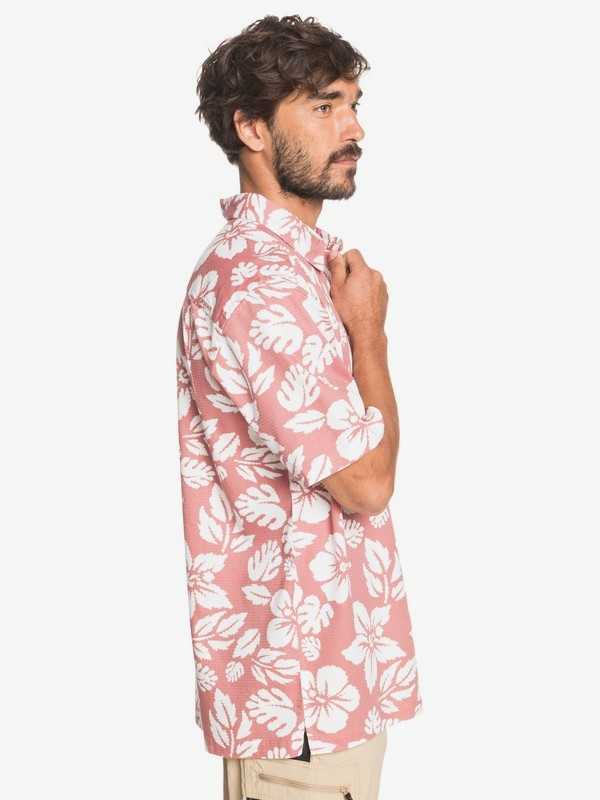 Highlighter Hawaiian - Short Sleeve Shirt for Men  EQMWT03334