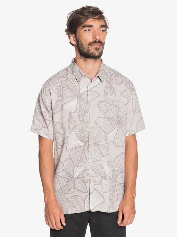 Liney Magnolia - Short Sleeve Shirt for Men  EQMWT03335