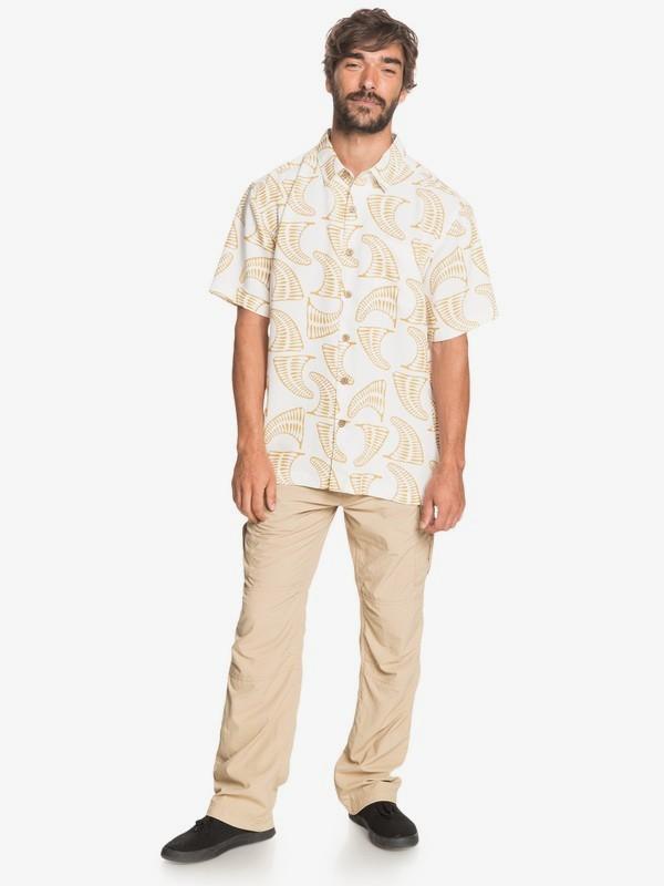 Fluid Fins - Short Sleeve Shirt for Men  EQMWT03340