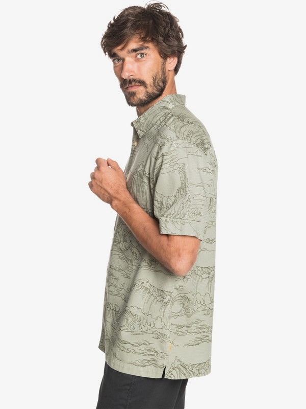 Les Surge - Short Sleeve Shirt for Men  EQMWT03345