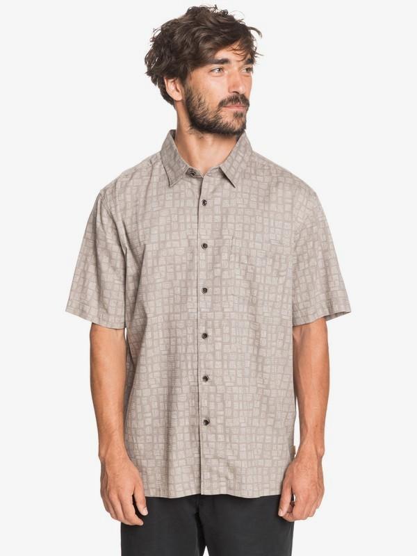 Poseidens Will - Short Sleeve Shirt for Men  EQMWT03349