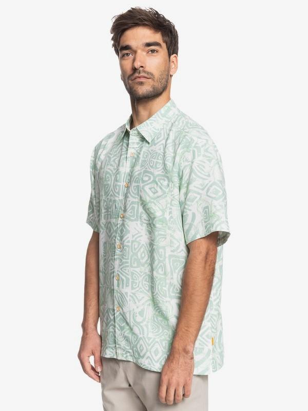 Waterman He Enalu - Short Sleeve Shirt for Men  EQMWT03401