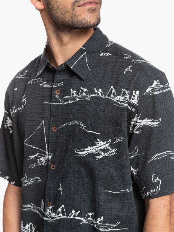 Waterman Ala Wai - Short Sleeve Shirt for Men  EQMWT03404
