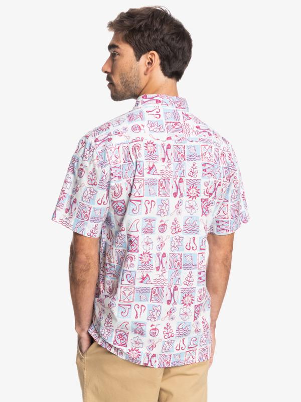 Waterman Doho Days - Short Sleeve Shirt for Men  EQMWT03407