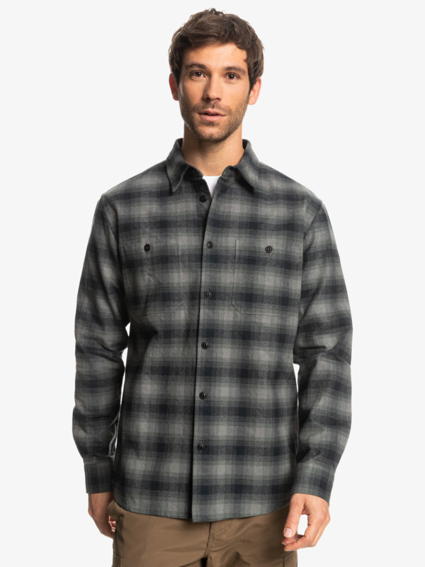 Cliff Edge - Short Sleeve Shirt for Men  EQMWT03431