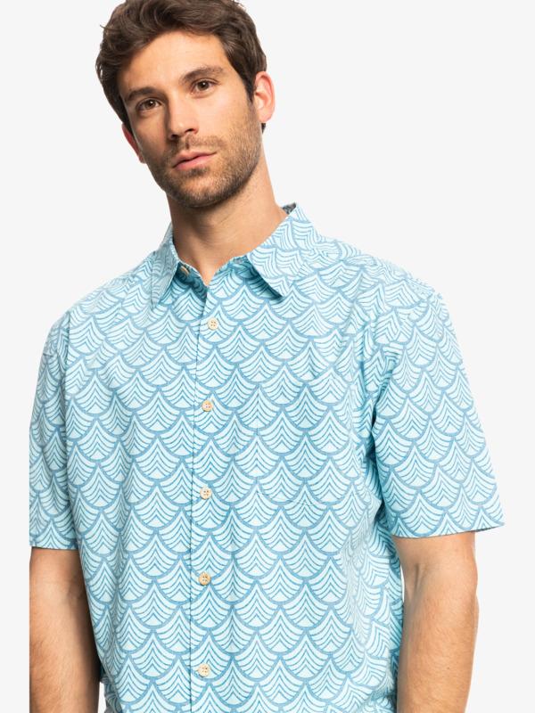 Typhoon Waves - Short Sleeve Shirt for Men  EQMWT03433