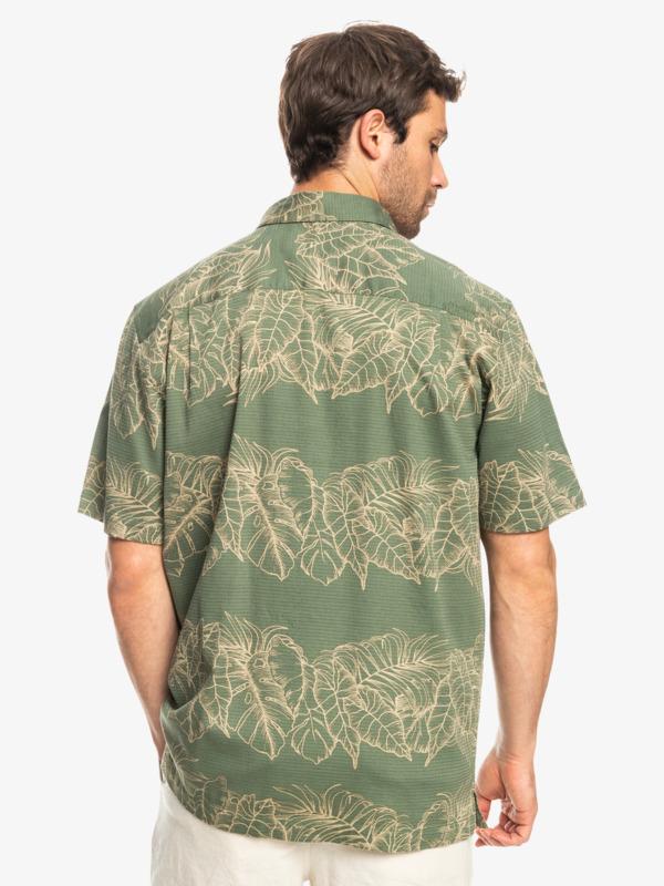 Palm Bands - Short Sleeve Shirt for Men  EQMWT03435