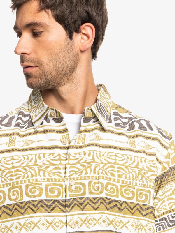Horizon Tribal - Short Sleeve Shirt for Men  EQMWT03436