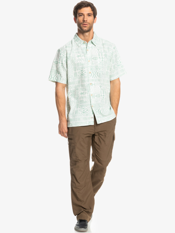 Local Time - Short Sleeve Shirt for Men  EQMWT03437