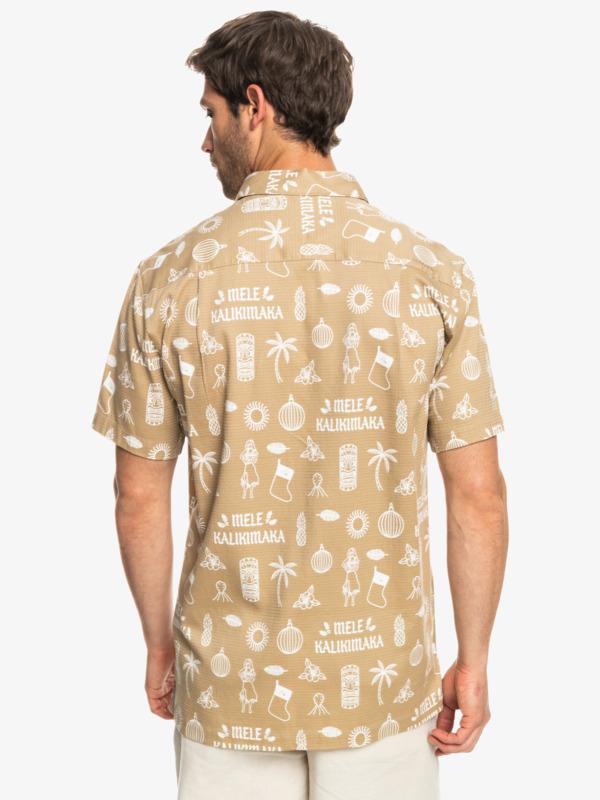 Xmas Aloha - Short Sleeve Shirt for Men  EQMWT03439