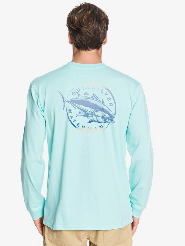 Waterman Quick Swimmer - Long Sleeve T-Shirt for Men  EQMZT03182