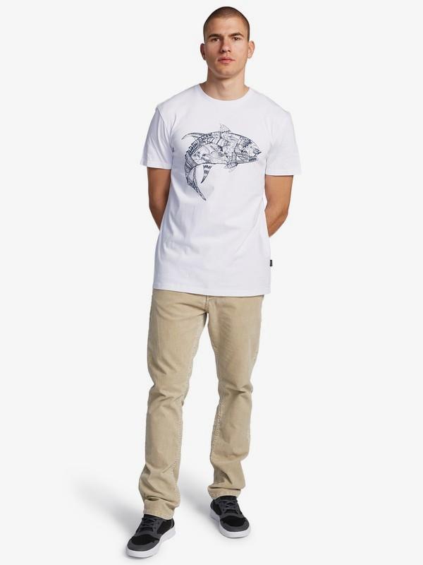 Waterman Tattoo Tuna - T-Shirt  EQMZT03206
