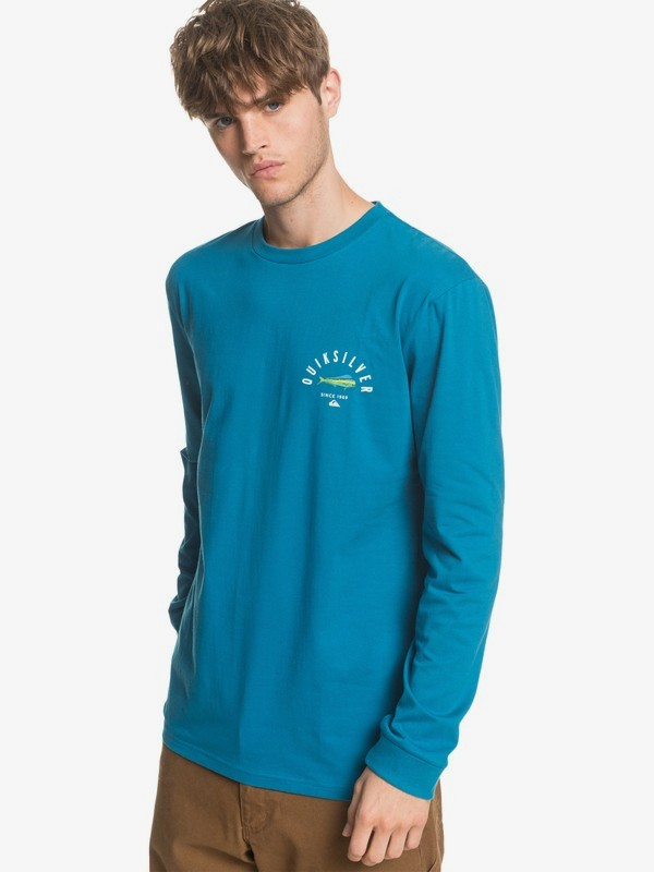 Waterman Fish Hero - Long Sleeve T-Shirt for Men  EQMZT03213