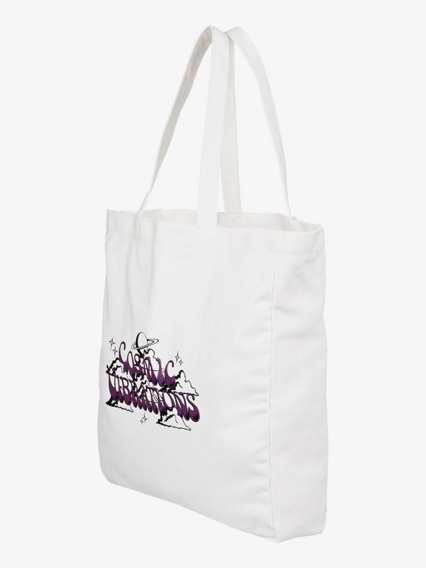 Quiksilver Womens - Canvas Tote Bag  EQWBT03006