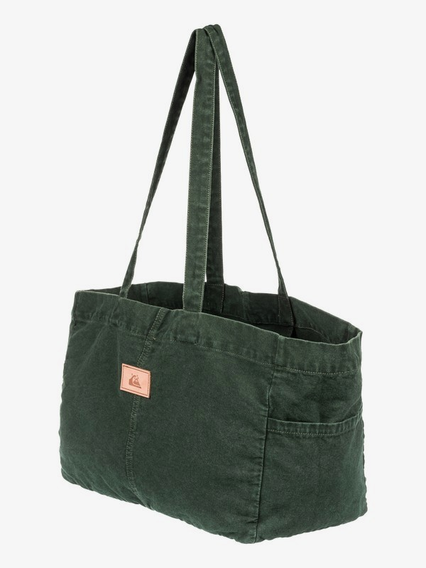 Quiksilver Womens - Large Canvas Shopper Bag  EQWBT03008