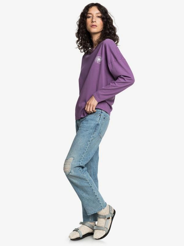 Quiksilver Womens - Baggy Fit Jeans  EQWDP03004