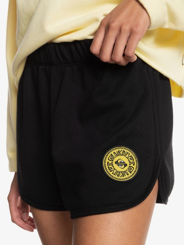 Flying Over - Organic Sweat Shorts for Women  EQWFB03009