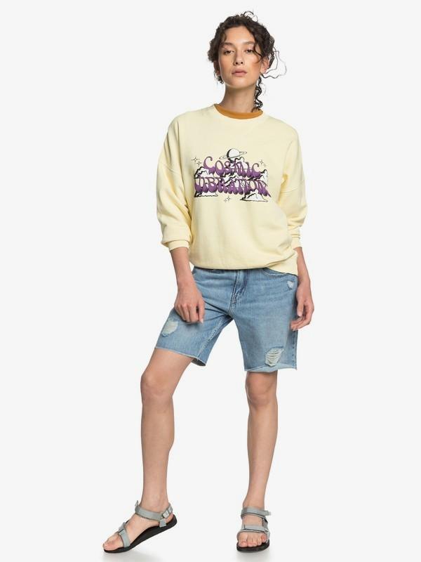 Quiksilver Womens - Boxy Sweatshirt  EQWFT03010