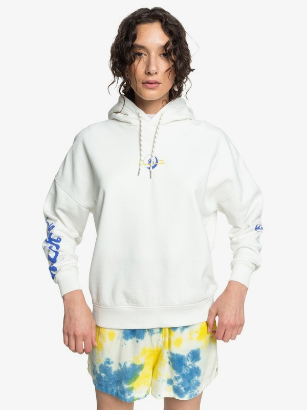 Quiksilver Womens - Boxy Hoodie  EQWFT03011