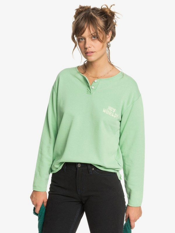 Quiksilver Womens - Sweatshirt for Women  EQWFT03024