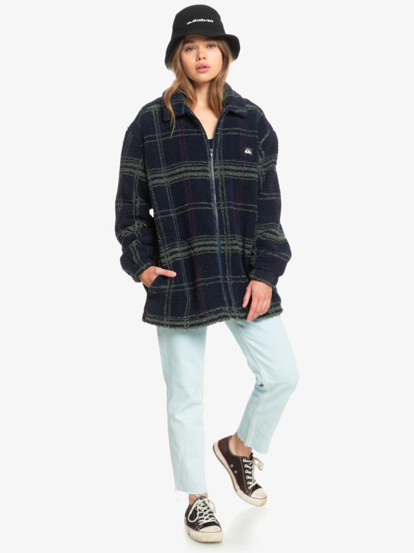 Ventures Beyond - Zip-Up Polar Fleece Jacket for Women  EQWFT03038