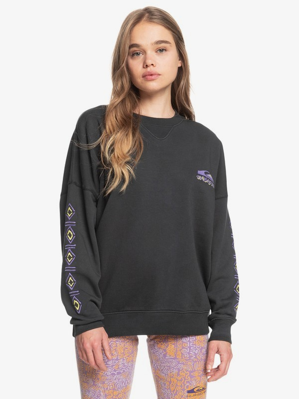 Tribal Areas - Organic Sweatshirt for Women  EQWFT03039
