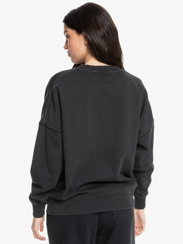 Quiksilver Womens - Organic Sweatshirt for Women  EQWFT03040