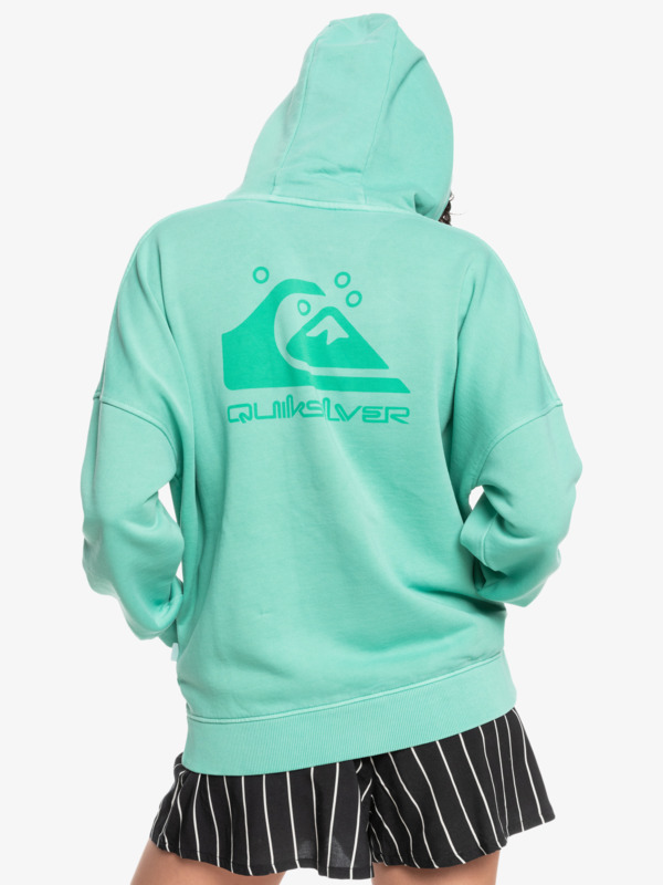 Quiksilver Womens - Organic Oversized Hoodie for Women  EQWFT03042