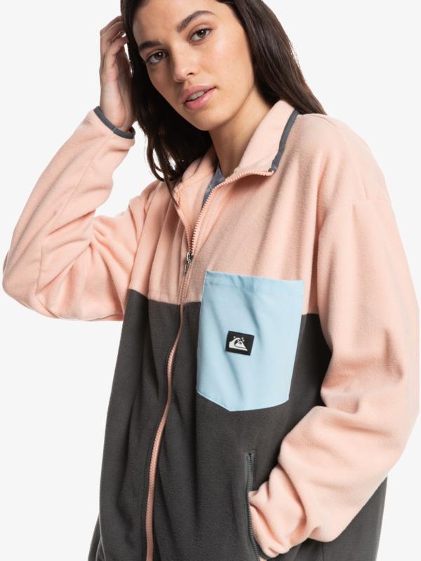 Heritage Thrift Bloc - Zip-Up Fleece for Women  EQWFT03067