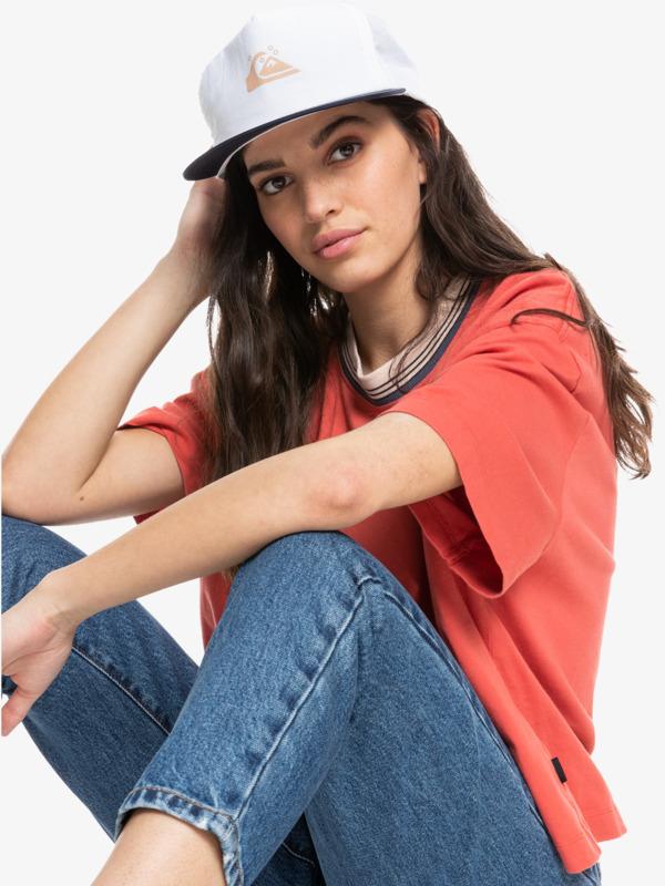 The Nylon - Cap for Women  EQWHA03015