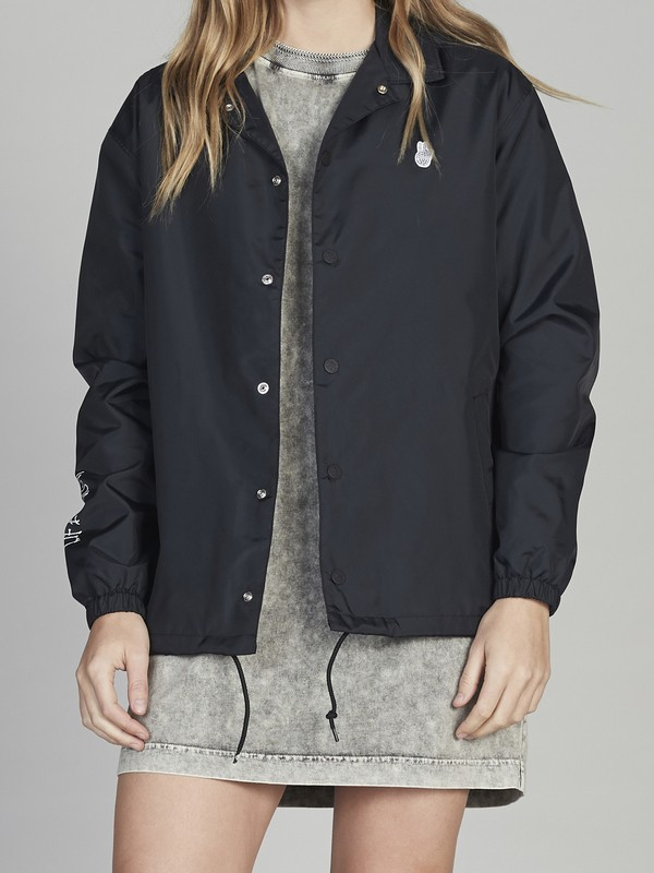 Quiksilver Womens - Coaches Jacket for Women  EQWJK03003