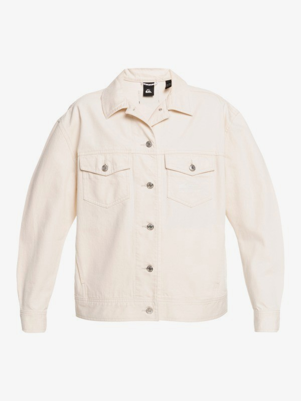 Endless Time - Organic Trucker Jacket for Women  EQWJK03022