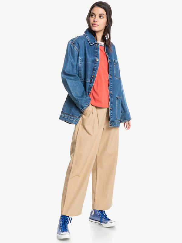Over Sun - Denim Jacket for Women  EQWJK03038