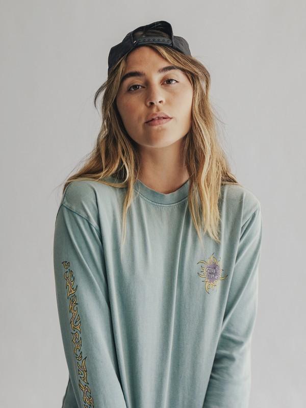 Quiksilver Womens - Long Sleeve T-Shirt  EQWKT03002