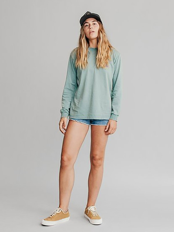 Quiksilver Womens - Long Sleeve T-Shirt  EQWKT03002