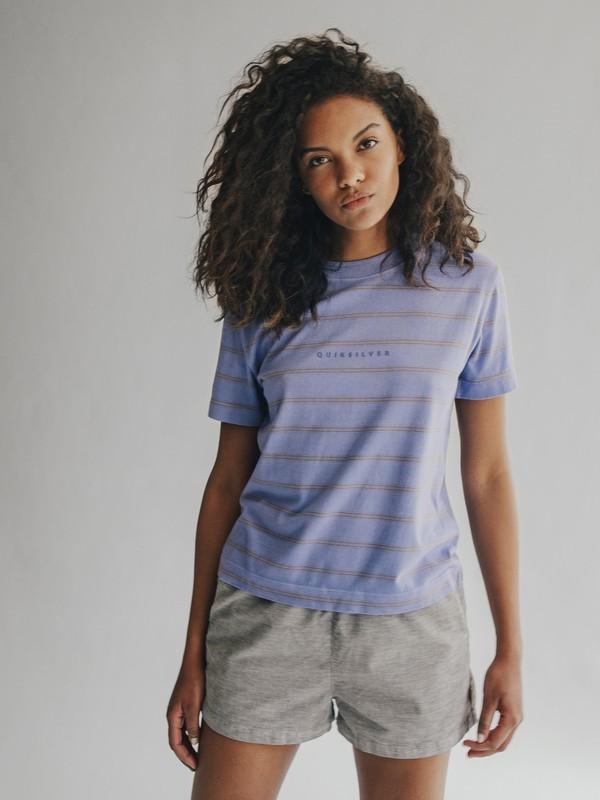 Quiksilver Womens - Cropped T-Shirt  EQWKT03006