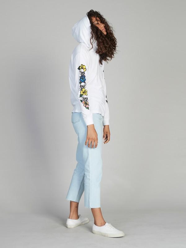Quiksilver Womens - Hooded Long Sleeve Top for Women  EQWKT03012