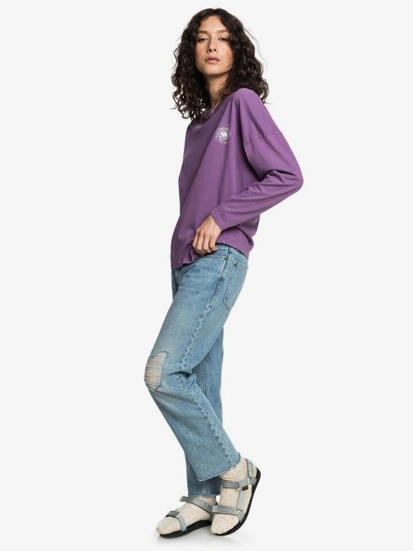Quiksilver Womens - Boxy Long Sleeve T-Shirt  EQWKT03033