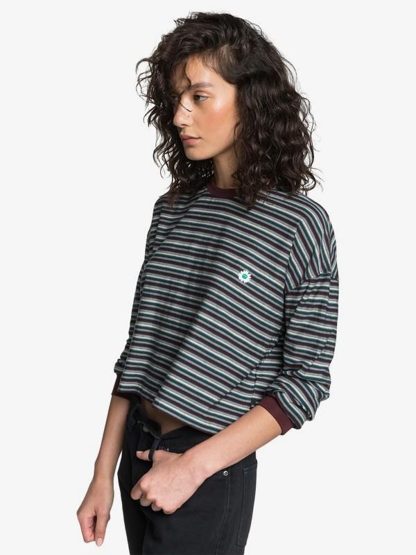 Quiksilver Womens - Long Sleeve T-Shirt for Women  EQWKT03052