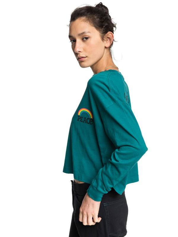 Quiksilver Womens - Long Sleeve T-Shirt for Women  EQWKT03059