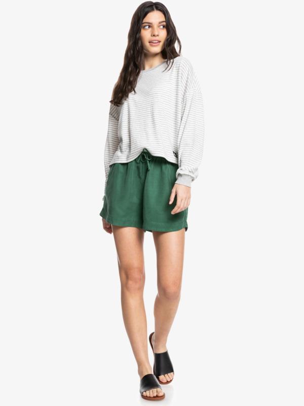 Quiksilver Womens Rise Of Wave - Long Sleeve T-Shirt for Women  EQWKT03095