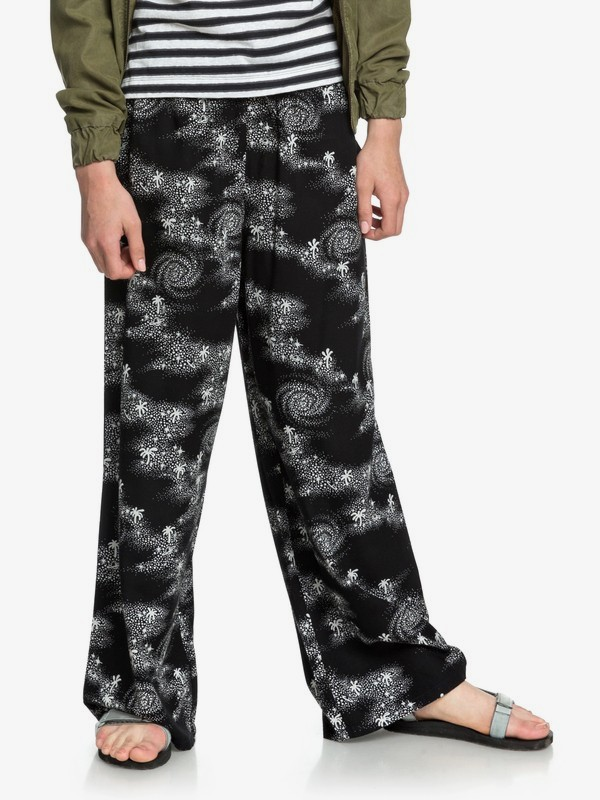 Quiksilver Womens - Elasticated Viscose Trousers  EQWNP03007