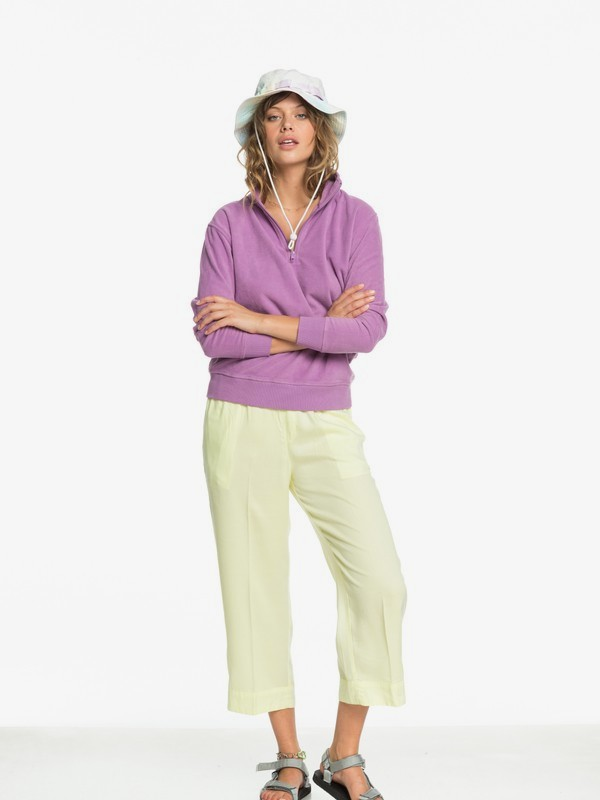 Quiksilver Womens - Elasticated Trousers for Women  EQWNP03016