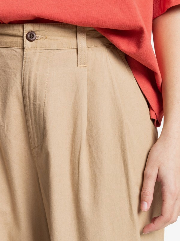 Light Land - High Waisted Trousers for Women  EQWNP03032