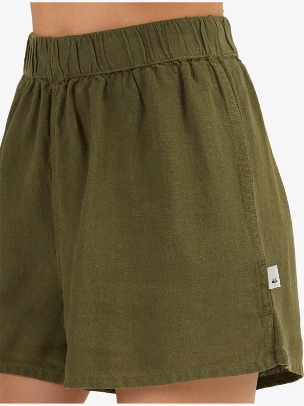 Summerside - Elasticated Shorts for Women  EQWNS03031