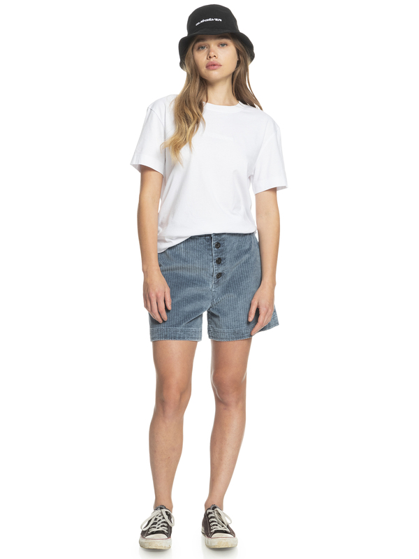 Stunt Land - Organic Shorts for Women  EQWNS03037